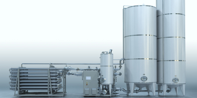 XL Ultrafiltration system