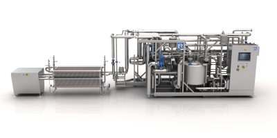 Aseptic Filtration System MONA
