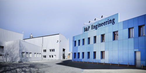 Presentation of B&P Engineering company